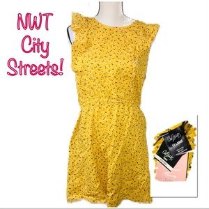 • CITY STREETS | NWT | Floral Dress •